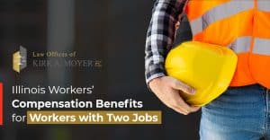 how are workers compensation benefits calculated in illinois